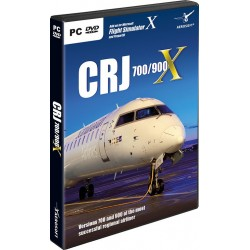 CRJ 700/900 X (Add-on for Flight Simulator X & Prepar3D)