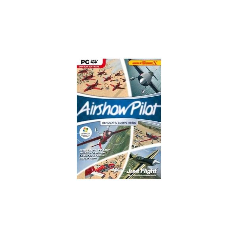 AIRSHOW PILOT  (PC DVD-ROM Expansion Flight Simulator X)