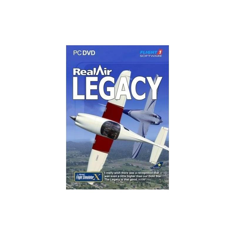 REAL AIR LEGACY (Add-on for Microsoft Flight Simulator X)