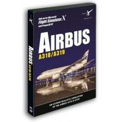 AIRBUS A318/A319 (Add-on for Microsoft Flight Simulator X & Prepar3D)