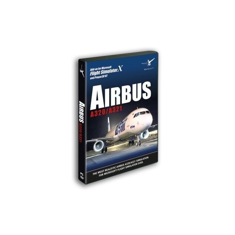 AIRBUS A320/A321 (Add-on for Microsoft Flight Simulator X & Prepar3D)