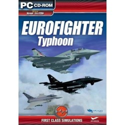 EUROFIGHTER TYPHOON (Add-on for Microsoft FSX & FS2004)